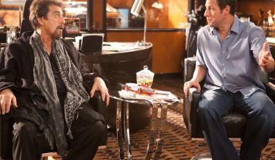 "Al Paciono i Adam Sandler w komedii ""Jack i Jill"""