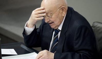 Marcel Reich-Ranicki w niemieckim parlamencie opowiadał o zbrodniach Niemców