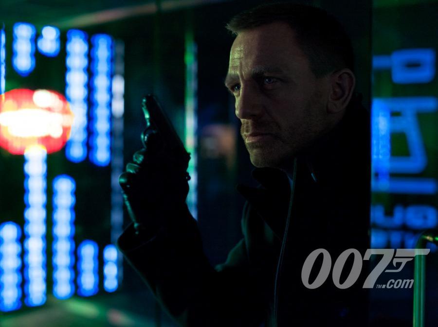 Nowy Bond na olimpiadzie i w kinach (od 26 października)