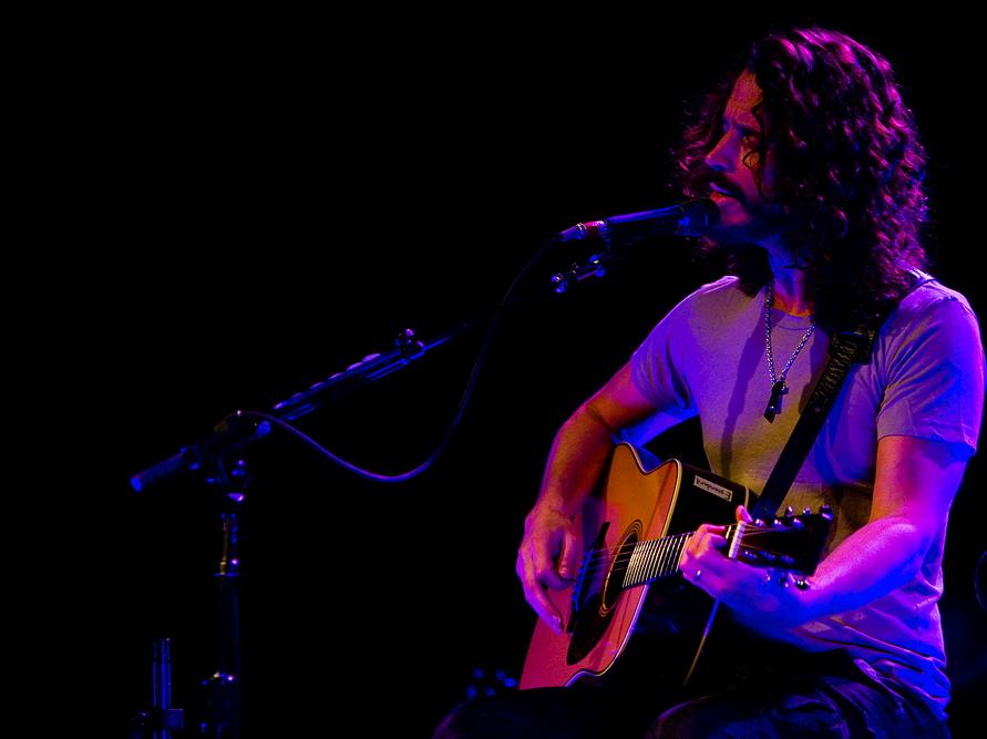 Chris Cornell złożył hołd Whitney