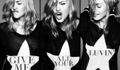 Madonna po raz dwunasty króluje w Wielkiej Brytanii