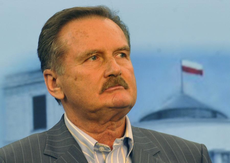 Gromosław Czempiński, były szef UOP