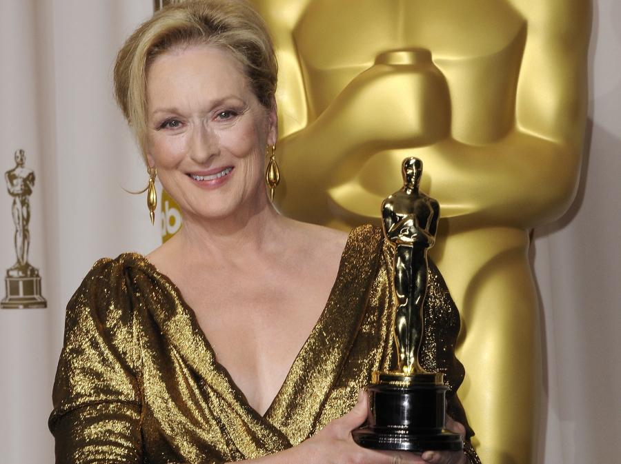 Laureatka tegorocznego Oscara – Meryl Streep