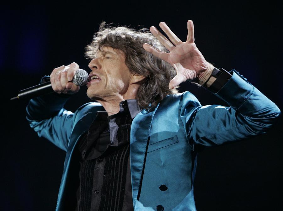The Rolling Stones świętują 50-lecie na scenie