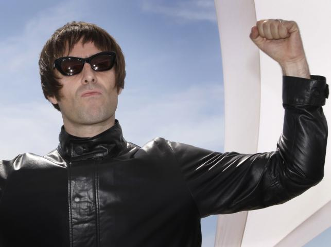 1. Liam Gallagher