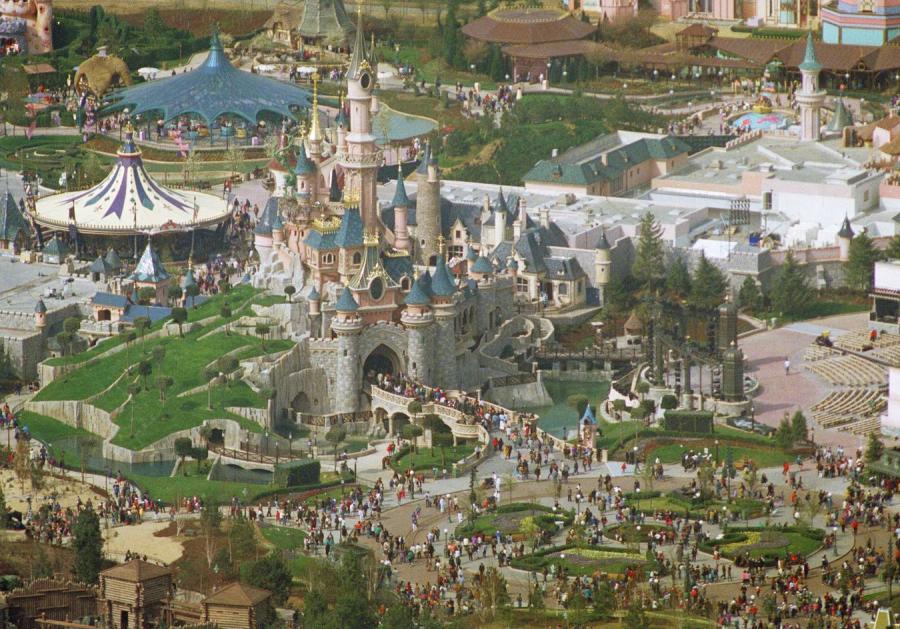 Disneyland we Francji