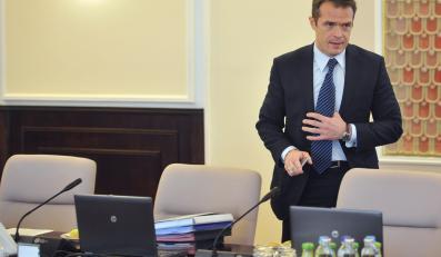 Sławomir Nowak, minister transportu