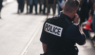 Francuski policjant