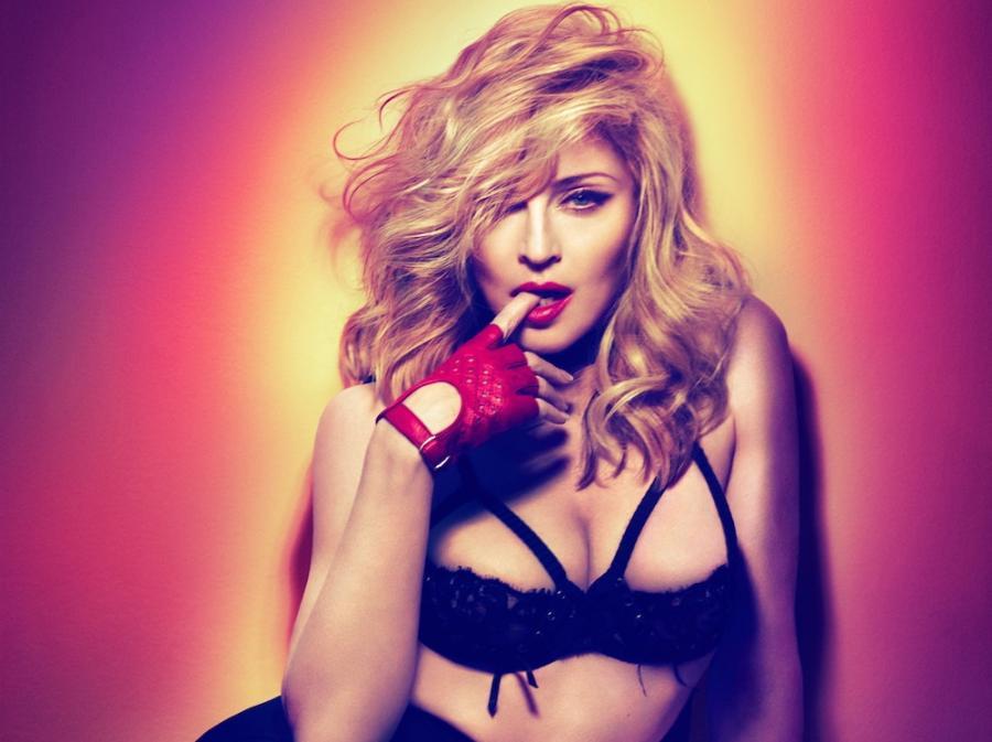 Madonna na zdjęciach z nowej sesji do \
