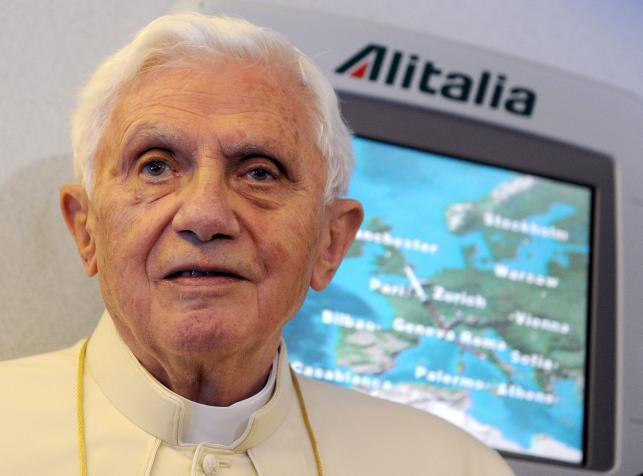 Pielgrzymka papieża Benedykta XVI do Meksyku