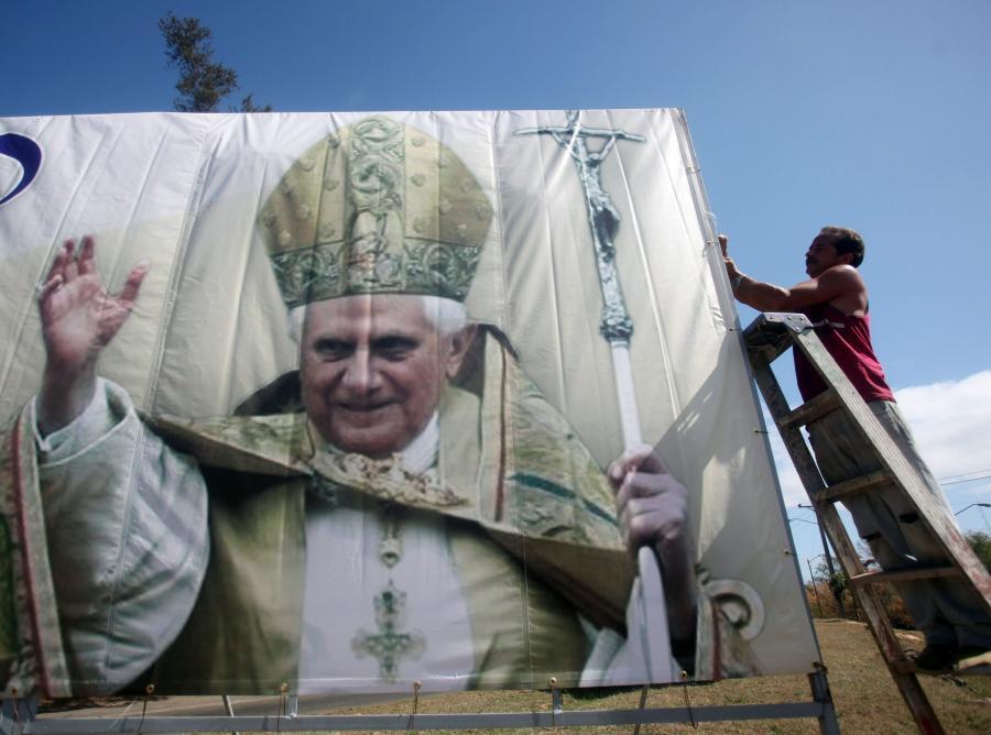 Papeż Benedykt XVI