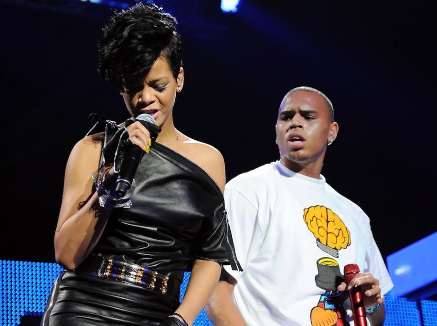 Chris Brown nie gra z Rihanną