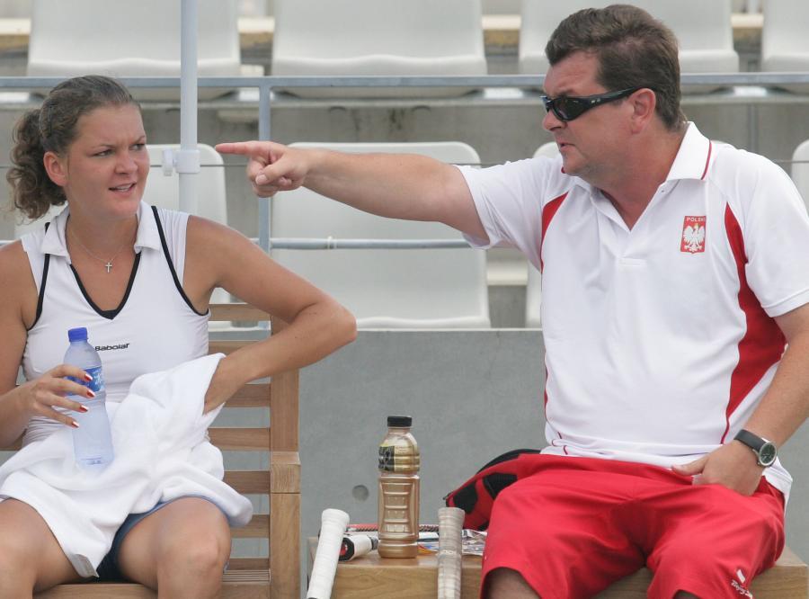 Agnieszka i Robert Radwańscy