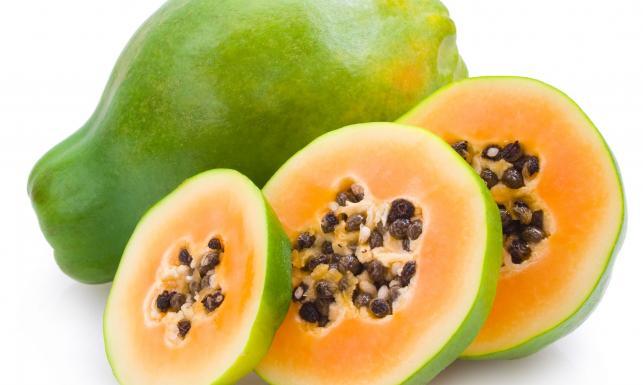 Papaja - owoc pełen zdrowia