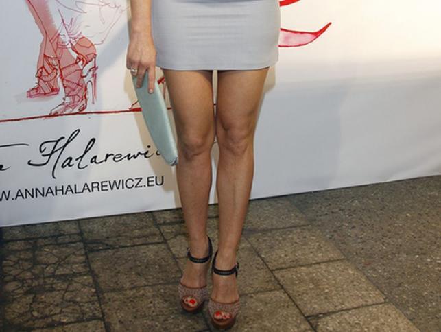 Anna Popek na Warsaw Fashion Weekend