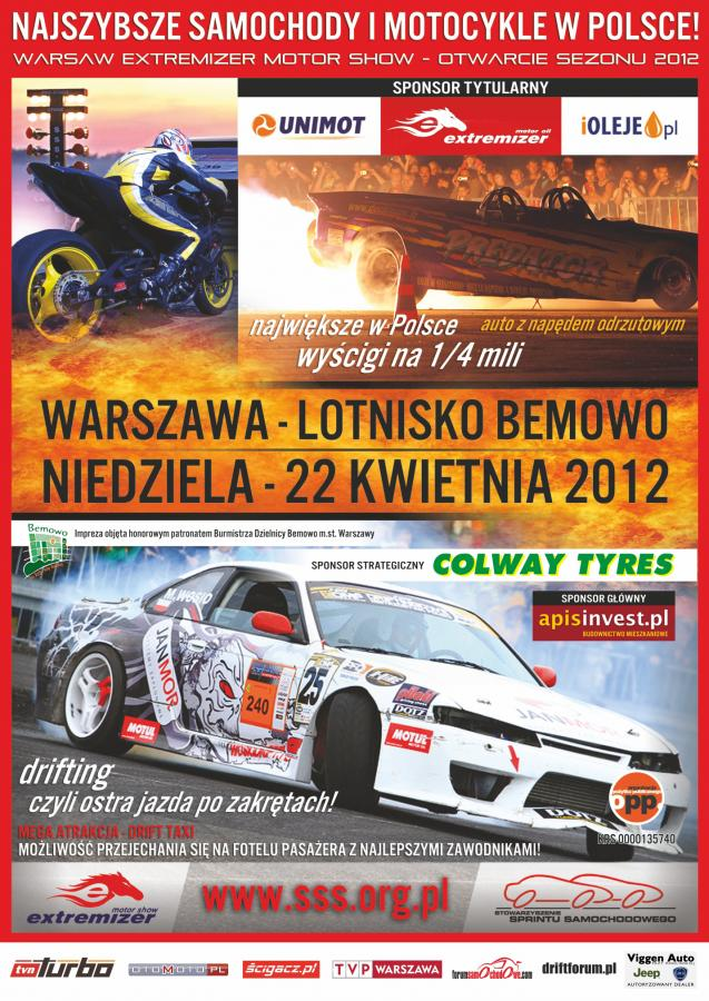 Warsaw Extremizer Motor Show