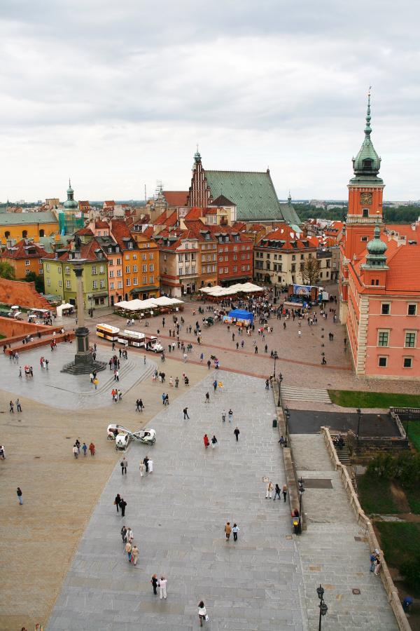 Zmek królewski w Warszawie