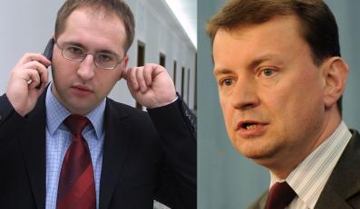 Adam Bielan i Mariusz Błaszczak