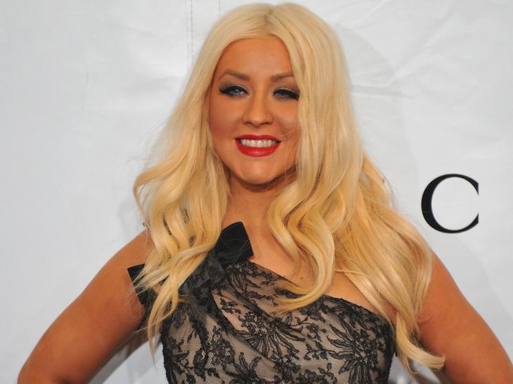 Christina Aguilera coraz mądrzejsza