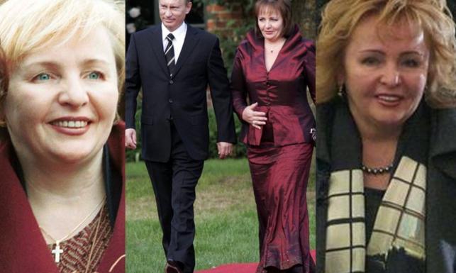Ludmiła Putin: znikająca pierwsza dama