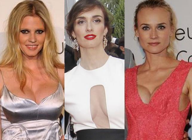 Szaleństwo dekoltów w Cannes!