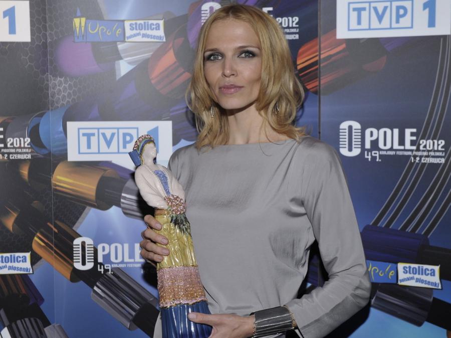 Joanna Kondrat wygrała opolskie Debiuty