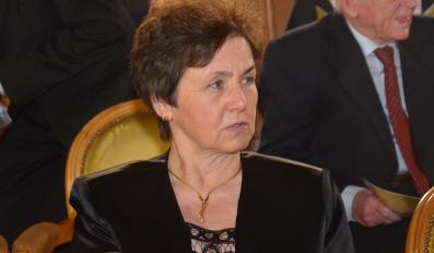 Danuta Wałęsa, żona byłego prezydenta