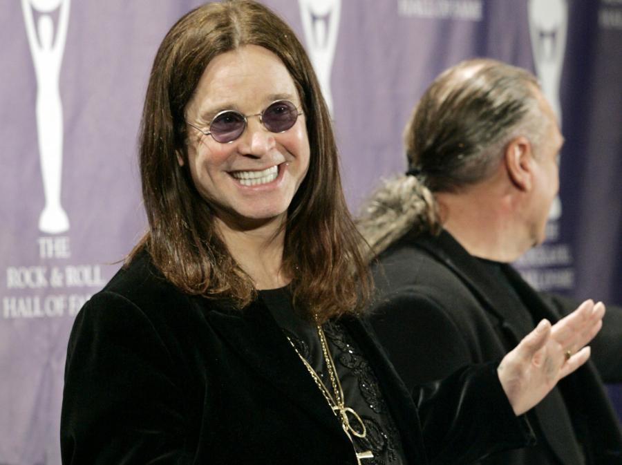 Black Sabbath ma 15 piosenek