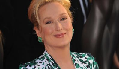 "Meryl Streep wiedźmą w ""Into The Woods"""