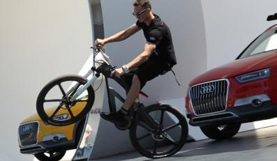 Audi e-bike