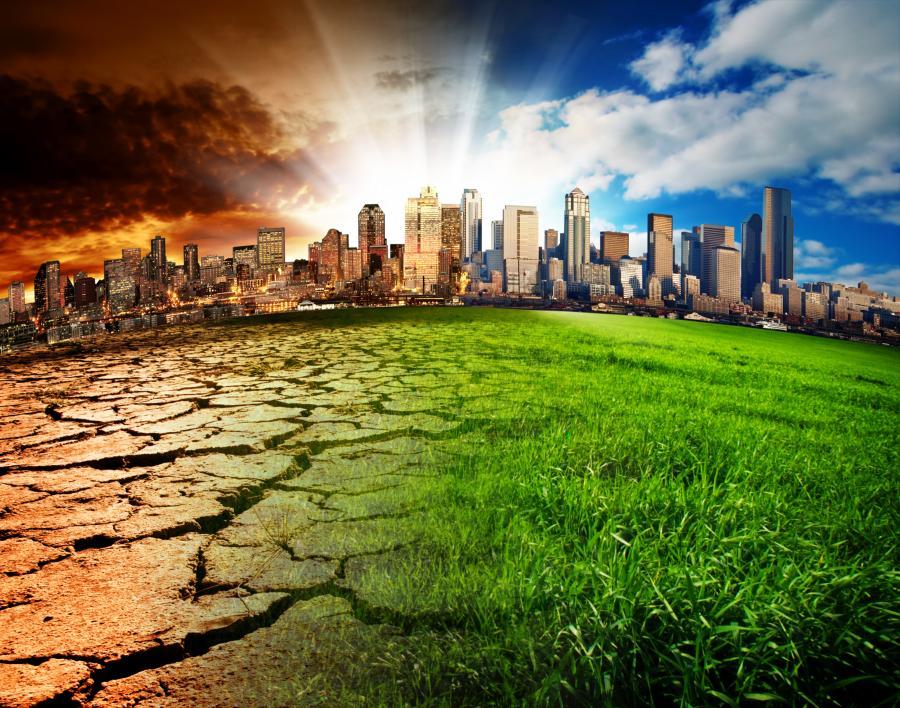 Zmiany klimatyczne