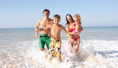 plaża wakacje urlop