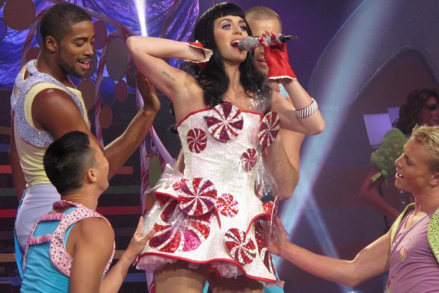 Katy Perry złym wzorem dla dzieciaków