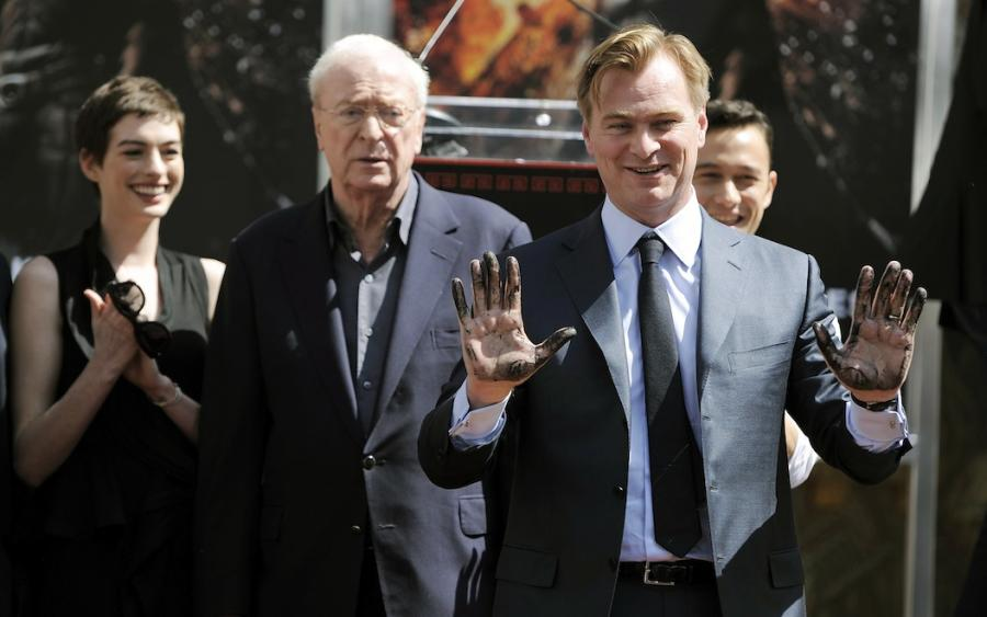 Christopher Nolan uwieczniony w Hollywood
