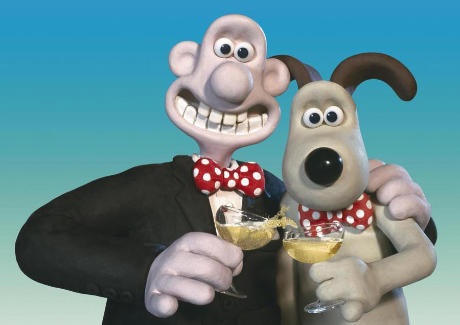 Wallace i Gromit – genialne dzieci Nicka Parka