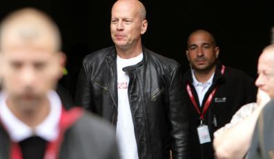"""Bruce Willis na planie nowej """"Szklanej pułapki 5"""""""