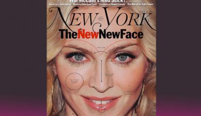 Madonna to ideał młodzieńczego piękna?