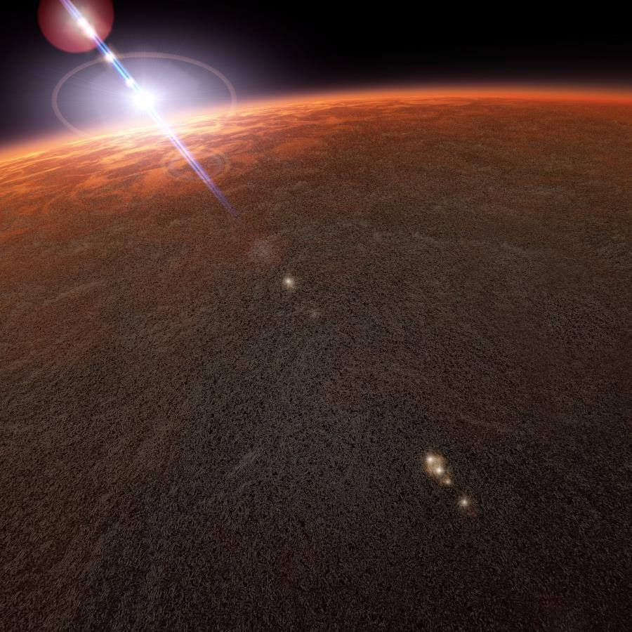 Czerwona Planeta