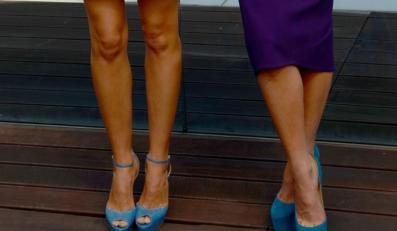 Nogi Jessiki Biel i Kate Beckinsale