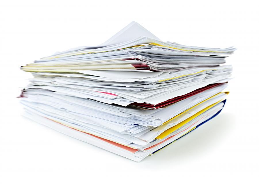 dokumenty papiery