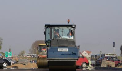 Budowa drogi - zdjęcie ilustracyjne