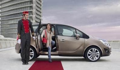Nowy Opel jak... Rolls-Royce!