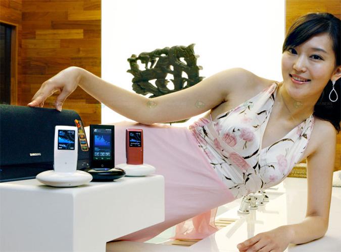 Głośnik na bluetooth do telefonów i DAP