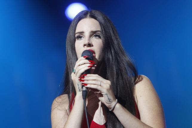 Lana Del Rey w Warszawie