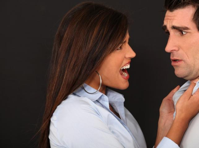 Kłótnia w związku