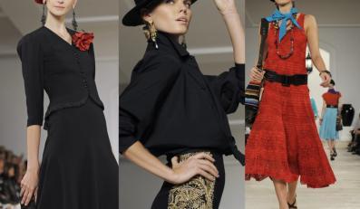 Ralph Lauren - kolekcja wiosna/lato 2013