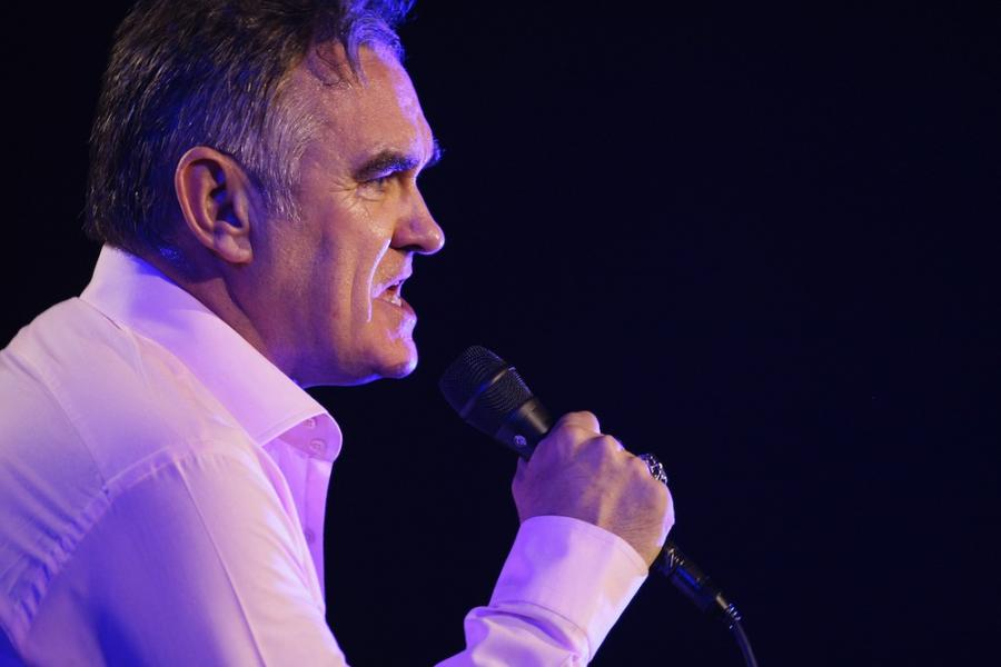 Morrissey ma problemy z wydaniem nowej płyty