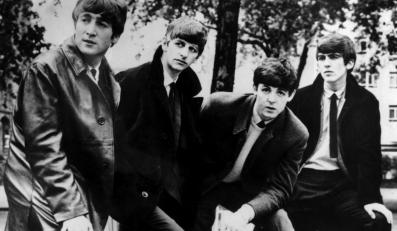 The Beatles: John Lennon, Ringo Starr, Paul McCartney i George Harrison