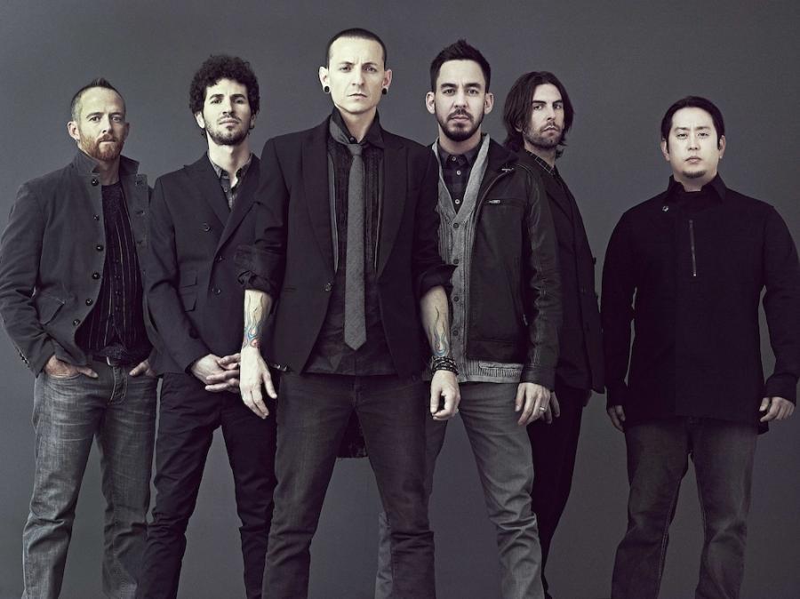 Linkin Park przedstawia \