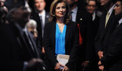 Valerie Trierweiler, pierwsza dama Francji